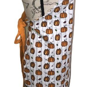 My Little Pumpkin Kitchen - Welcome to our Pumpkin Patch Apron - Halloween